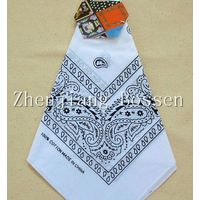 Promotional customized cotton paisley big handkerchief thumbnail image