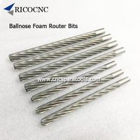 Long Foam Milling Tools EPS Foam Router Bits Cutters for RobotCNC