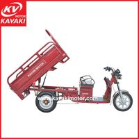 Audlt Electric Tricycle Used For Cargo