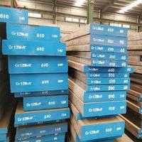 Cr12Mov Cold Work Tool Steel Plates Bars Sheet Forgings thumbnail image