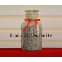 Particulate earth bentonite Activated clay granules