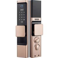 Smart door lock automatic fingerprint lock household security door thumbnail image