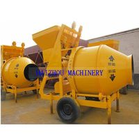 Mini type rotary concrete mixer