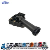 Zhejiang Depehr European truck cooling Parts 3161417 20555313 pvc coolant connecting pipe for volvo