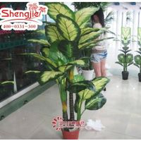 2014 Sell artificial plant the Rohdea japonica bonsai thumbnail image