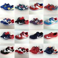 hot selling and sports children running shoes