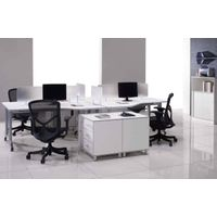 ML10-4X Melamine Office Furniture 3200*3200*1110 thumbnail image