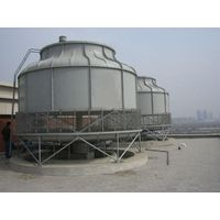 FRP/GRP counter-flow cooling tower