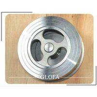 API 594 SS304&SS316 CL150 Wafer Single Disc Check Valve thumbnail image