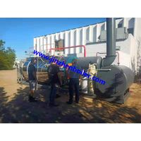 Horizontal Firetube Industrial Oil (Gas) Fired Steam Boiler for building material industry thumbnail image