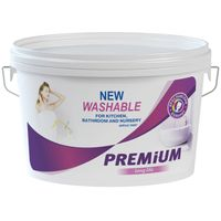 Water-borne Acrylic Washable Paint