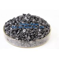 Electrically calcined anthracite coal for carbon electrode paste