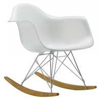 Eames RAR Fiberglass Rocking Chair