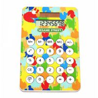 Hot Sale Solar Energy Business Calculator Notebook    custom promotions