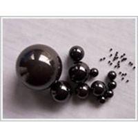 Nickel carbide ball