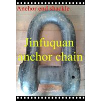 Anchor chain accessories for marine industry