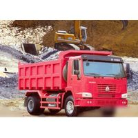 HOWO 4X4 Dump Truck with Flat Cab 290 HP