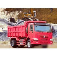 HOWO 4X4 Dump Truck with Flat Cab 290 HP