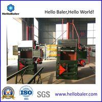 HelloBaler Vertical Waste Plastic Baler (VM-2) thumbnail image
