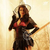 High Quality Adult Women's Enchantress Sexy Witch Cosplay Costume Lingerie For Halloween