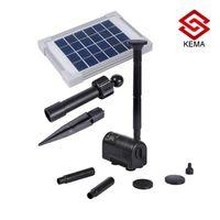 2W Flow-Adjustable Solar Pond Pump thumbnail image