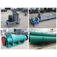 How Organic fertilizer production equipment turns agricultural organic waste into organic fertilizer thumbnail image