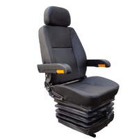 Crane Seat Assembly With Cushion Heater thumbnail image
