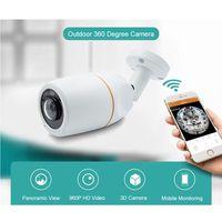 Outdoor 360 Degree Camera VR Panoramic HD 960P Wireless Wifi IP Cam Fisheye thumbnail image