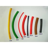 elastic double dipped natural rubber tubing