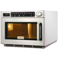 Commercial microwave oven 25 Litres