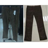 Readymade Ladies corduroy pants manufacture&supplier thumbnail image