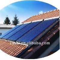 DIYI heat pipe solar thermal collector