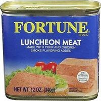 Canned Pork Luncheon Meat/Chicken Luncheon 340g