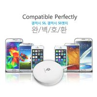 Wireless Phone charger Croise made in Korea applicable on IOS, ANDROID thumbnail image