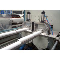 PVC (50-110mm) Double Exit Pipe Line extrusion line