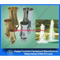 Music Water Fountain Ice Tower Nozzle