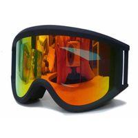 CE,FDA approved fashion professional ski goggles camera with anti-fog lens thumbnail image