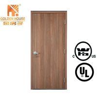 UL wood fire door frame