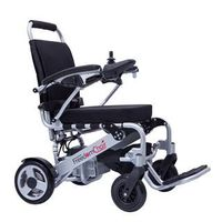Lithium battery electric power wheelchair for handicapped people