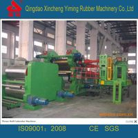 rubber calendering machine
