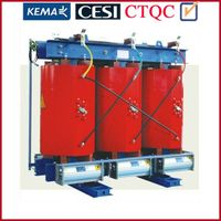 SC(B) Cast resin Dry type Transformer