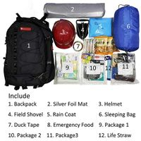 ER Emergency Backpack