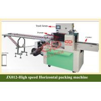 JX012-High-Speed Pillow Type Auto-Packaging Machine