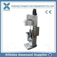 automatic tin can sealing machine/canning seamer
