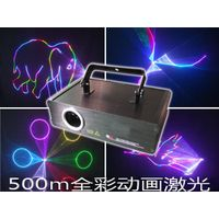 Disco ILDA 600mW RGB animation full color stage laser star light