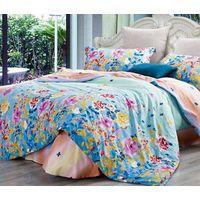 Double size bed cover duvet cover cotton bedding set thumbnail image