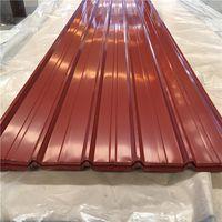 Australia Steel Building Material Prepainted Box Profiled Steel Roof Tiles thumbnail image