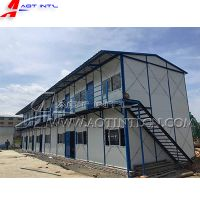 Prefabricated Temperary House Light Steel Structure Prefab House