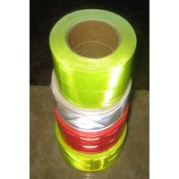 High gloss prismatic reflective pvc tape