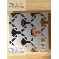 Aluminum Waterproof Clip in Type Artistic Ceiling Tiles for Interior Room Decoration